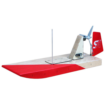 WaterBoard! Electric RC Airboat Kit | Stevens AeroModel
