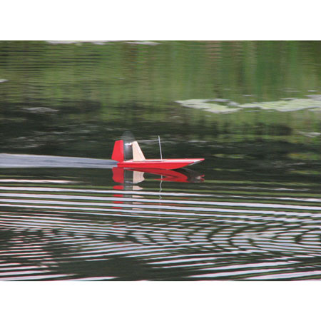 Waterboard Electric Rc Airboat Kit Stevens Aeromodel