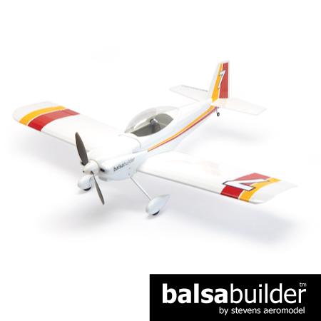 RV-4 (350) 1:8 Scale, Laser-cut Kit